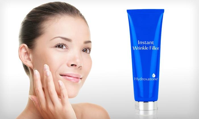 Hydroxatone Instant Wrinkle Filler: $25 for Hydroxatone Instant Wrinkle Filler ($79.95 List Price). Free Shipping.