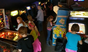 All-Day or Three Hours of Free Play for Four Players at John Salter's Full Blast Arcade (Up to 52%  Off)
