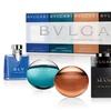 Bvlgari Mini Fragrance Set for Men; 0.17 Fl. Oz. (5-Piece)