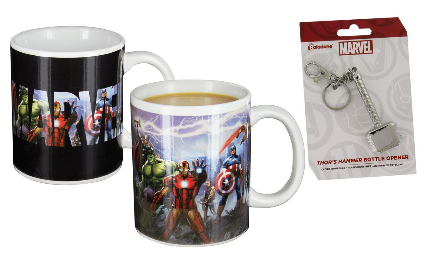 Marvel Avengers Mug or Bottle Opener