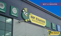 Air Conditioning Recharge and Antibacterial Clean at Mr Clutch Autocentres, 36 Locations (49% Off)