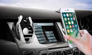 Support voiture 360° smartphone