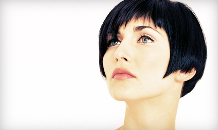 Top Image Salon - San Mateo: Haircut and Style with Optional Single Process Color at Top Image Salon (Up to 55% Off)