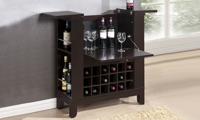 Bar Furniture by Baxton Studios: Bar Furniture by Baxton Studios (Up to 67% Off). Five Options Available. Free Shipping.