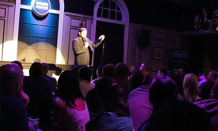 Comedy Connection - Comedy Connection: Standup Show for Two with Drinks at Comedy Connection (Through November 16)