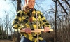 Escape the Woods: Ticket for One, Two, or Four People to Escape the Woods (Up to 47% Off)
