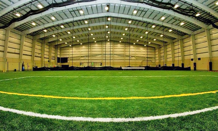 Total Turf Experience - Sherwood Green: One Hour of Bubble Ball, Football, or Basketball for 8, 10, or 12 at Total Turf Experience (Up to 45% Off)