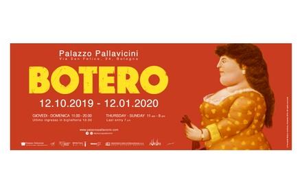 Mostra Botero, Bologna
