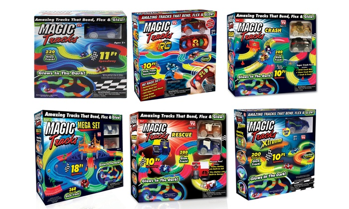 Up To 10 Off On Magic Tracks Gift Collection Groupon Goods