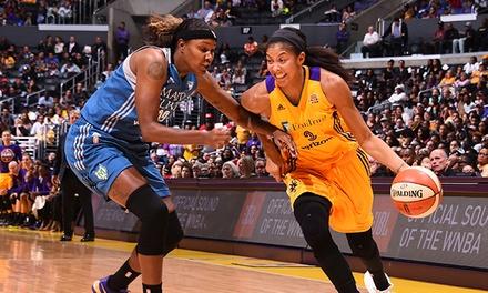 LA Sparks (May 31–September 8)