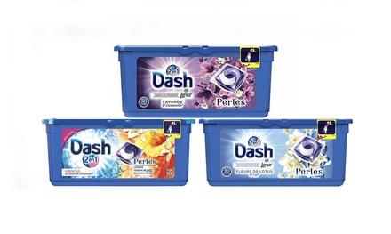 90 ou 114 Doses Dash 2en1