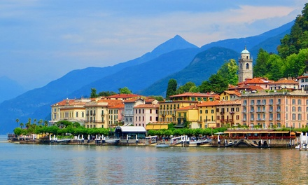 ✈ Lake Como: 2 to 4 Nights at Hotel Engadina with Breakfasts and Return Flights*