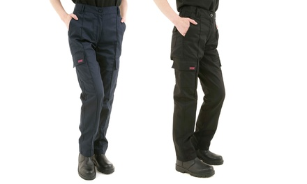 Site King Womens Work Trousers