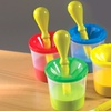 Discovery Kids No-Spill Paint Pot and Brush Set