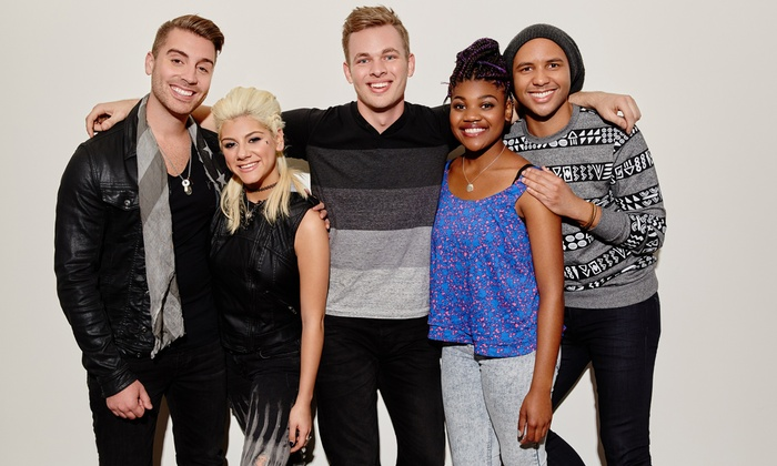 """American Idol Live! - King Center for the Performing Arts: """"American Idol LIVE!"""" at King Center for the Performing Arts on Thursday, July 9, at 7:30 p.m. (Up to 30% Off)"""