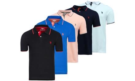 Camiseta Polo U.S. para hombre