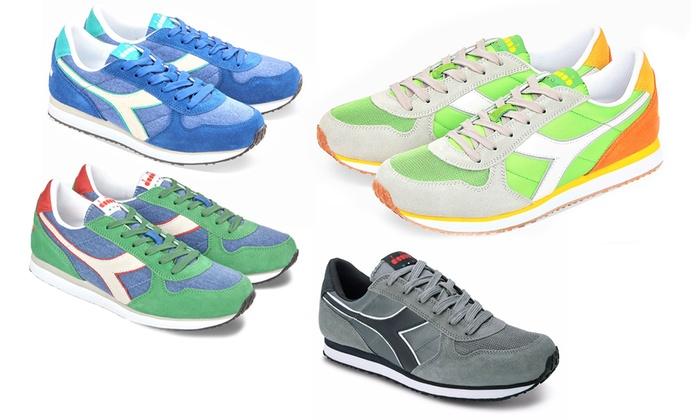 Scarpe Diadora K Run II per uomo o donna disponibili in vari colori e misure