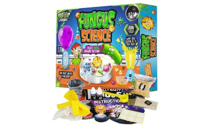 RMS Fungus Science Kit