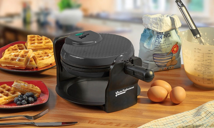 64% Off Cooks Professional Waffle Maker Groupon