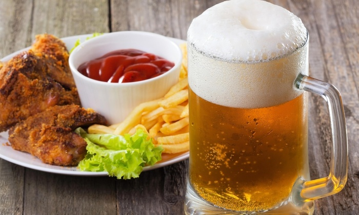 BFB The Best Flavored Beer LLC - Mission: $9 for $12 Worth of Sports-Bar Food — BfB The Best Flavored Beer