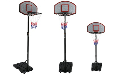 Adjustable Portable Basketball Net