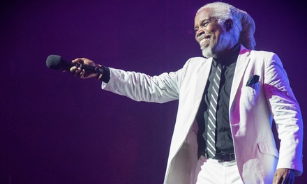 Billy Ocean, 3 August at Bedford Park (Up to 9% Off)