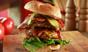 Square 1: $8 for $16 Worth of Burgers and Drinks at Square 1