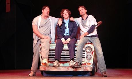 """The Full Monty"" Comedy Musical (July 8-15)"" 734d0056-ac9c-43fd-86fa-1394f7cf1de3"