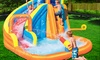 Kids Inflatable Pool Jumping Castle
