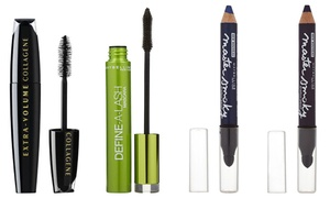 Lot mascara L'Oréal et Maybelline