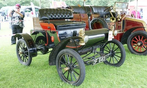 Bath Festival Of Motoring: Bath Festival of Motoring: Weekend Entry for Two Adults or a Family of Five (Up to 55% Off)