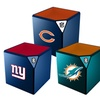 iHip NFL Bluetooth Portable Sound Cube Speaker with Microphone