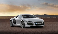 Three, Six or Nine Laps in Iron Man Audi R8 with Car Chase Heroes (Up to 78% Off)