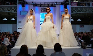 National Wedding Show: The National Wedding Show on 30 September - 2 October at The NEC (Up to 53% Off)