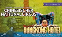 2x Chinesischer Nationalcircus: The Grand Hongkong Hotel am Sa., 28.01.2017 im Herkulessaal München (bis zu 41% sparen)