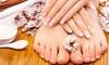 Up to 22% Off Nail Services at Nail Bar & Spa