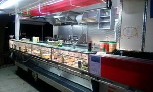 Panineria La Terrazza: Street food con dolce e birra sul lungomare per 2, 4 o 6 persone da Panineria La Terrazza (sconto fino a 59%)