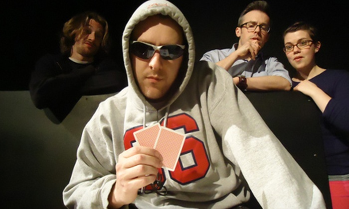 Improv Poker Party - Uptown: Improv Poker Party Show for Two at ComedySportz Twin Cities (Up to 54% Off)
