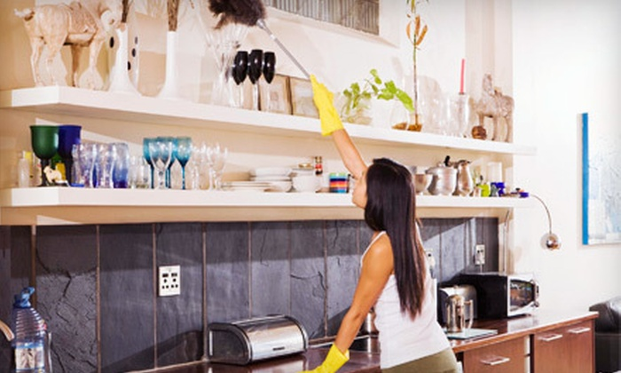 hours of housecleaning from e k house cleaning service 90 value