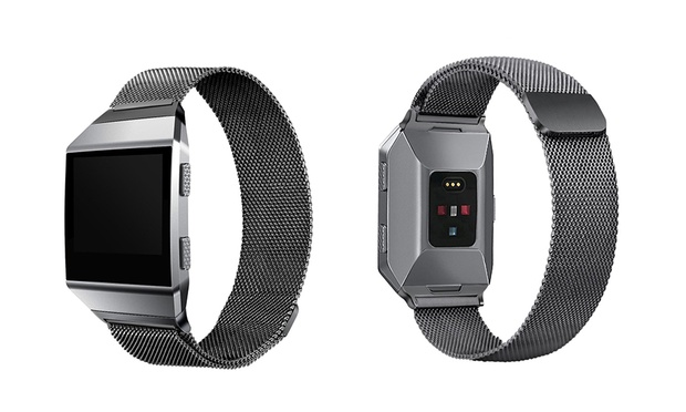 Milanese Loop Replacement Fitbit Ionic Band: One ($19.95) or Two ($34.95)