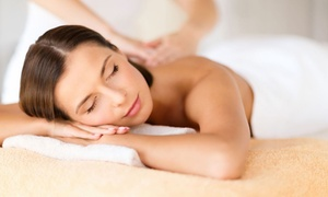 $53.50 and Up for a Premier Massage or Facial at Spavia Day Spa at Spavia Day Spa, plus 6.0% Cash Back from Ebates.