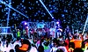 Blacklight Bubble Party 5K - Southeast Ogden: Race Entry for One or Two on Saturday, May 9 to the Blacklight Bubble Party 5K (50% Off)
