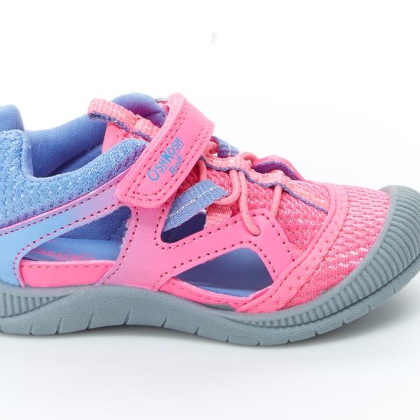 OshKosh Bump-Toe Kids' Athletic Sandals
