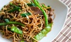 Jung's Mongolian Grill - West Eugene: $10 for $21 Worth of Make-Your-Own Mongolian Stir-Fry Friday–Sunday or Monday–Thursday at Jung's Mongolian Grill
