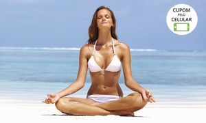 Toque de Beleza Copacabana: Toque de Beleza – Copacabana: 4, 8 ou 12 visitas com endermo, Heccus e massagem modeladora