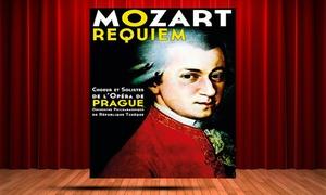 LP Organisation: 1 place en catégorie 1 pour Le Requiem de Mozart à 20 €
