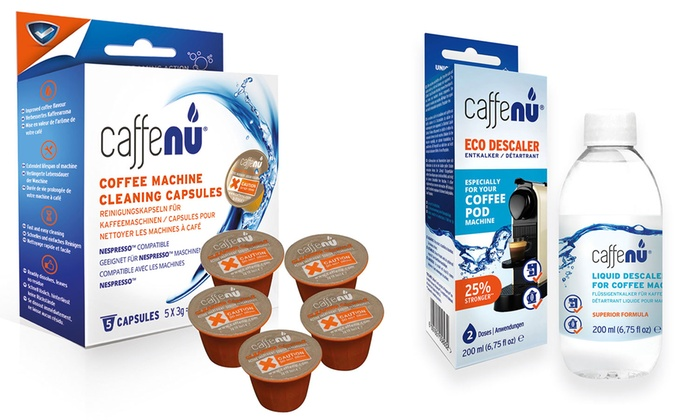 Coffee Machine Cleaning Product Groupon