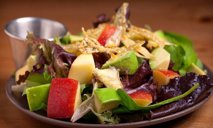 Vida de Cafe - Pass-a-Grille Beach: $13 for $20 Worth of Raw Food for Two at Vida de Cafe