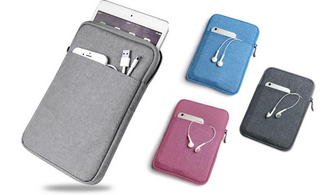 Funda de tela para iPad, iPad Air y iPad Mini Oferta en Groupon