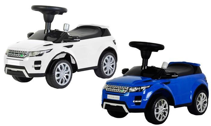 jusqu 39 79 voiture pour enfant range rover groupon. Black Bedroom Furniture Sets. Home Design Ideas
